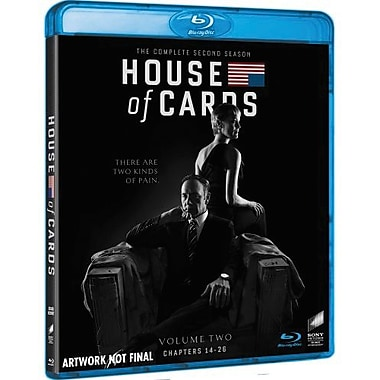 House of Cards: Season 2 (Blu-ray)