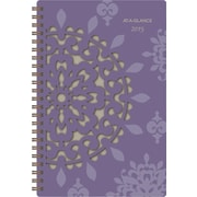 AT-A-GLANCE® Paradise Punch Weekly/Monthly Planner, 8 1/2 x 11, 2015