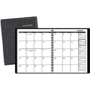 "2016 AT-A-GLANCE Monthly Planner, 6 7/8"" x 8 3/4"", Black, (70-120-05)"