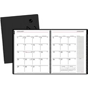 2015 AT-A-GLANCE® Contemporary Monthly Planner, Black, 6 7/8 x 8 3/4