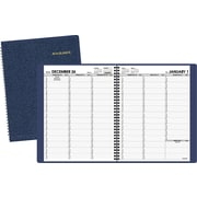 "2016 AT-A-GLANCE® Weekly Appointment Book Planner, 8 1/4'' x 10 7/8"", Navy, (70-950-20)"