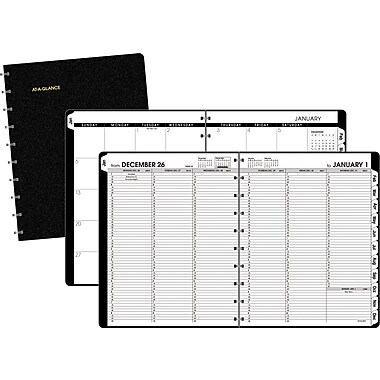 AT-A-GLANCE® MOVE-A-PAGE Weekly/Monthly Planner, 8 3/4in. x 11in., 2015