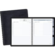 "2016 AT-A-GLANCE® The Action Planner® Daily Appointment Book Planner, 6 7/8"" x 8 3/4"", Black (70-EP03-05)"