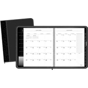 "2016 AT-A-GLANCE® Executive® Monthly Planner, 6 7/8'' x 8 3/4"", Black, (70-N547-05)"