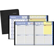 2015 AT-A-GLANCE® QuickNotes® Weekly/Monthly Appointment Book, 8 x 9 7/8
