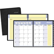 2015 AT-A-GLANCE® QuickNotes® Monthly Planner, 6 7/8 x 8 3/4