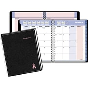 "2016 AT-A-GLANCE® QuickNotes® Special Edition Monthly Planner, 6 7/8"" x 8 3/4"", Black, (76-PN08-05)"