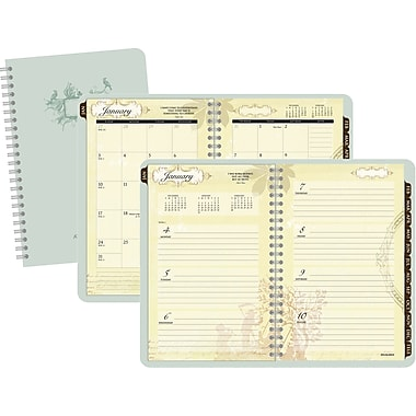 2015 AT-A-GLANCE® Poetica Weekly/Monthly Planner, 5 1/2in. x 8 1/2in.