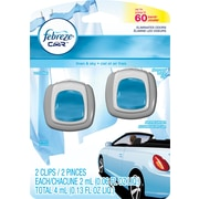Febreze® Car Vent Clips Air Fresheners