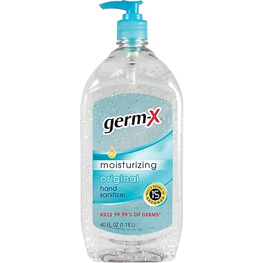 Germ-X® Hand Sanitizer, Original, 40 oz.