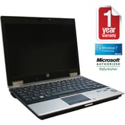 Refurbished HP 2540P, 250GB Hard Drive, 4GB Memory, Intel Core i7, Win 7 Pro