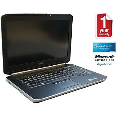 Refurbished Dell E5420, 250GB Hard Drive, 4GB Memory, Intel Core i5, Win 7 Pro