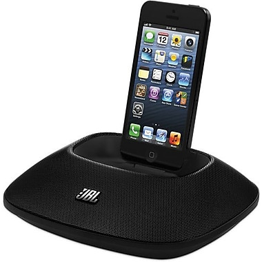 JBL OnBeat Micro Speaker Dock with Lightning Connector for iPhone 5 iPhone 5S & 5C
