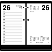 "2016 AT-A-GLANCE® Recycled Desk Calendar Refill, 3 1/2"" x 6"", White, (E717R-50)"