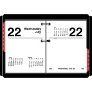 "2016 AT-A-GLANCE® Compact Desk Calendar Refill, 2 7/8"" x 3 3/4"", White, (E919-50)"