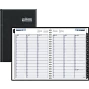 2015 DayMinder® Premiere Recycled Weekly Appointment Book, 8 x 11