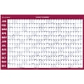 AT-A-GLANCE® Horizontal Erasable Wall Calendar, 36in. x 24in.