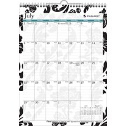 AT-A-GLANCE® Madrid Vertical Wall Calendar, 8 X 11, 2014-2015