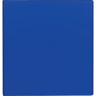 Staples Standard 3-Inch D-Ring Binder, Blue (26306)