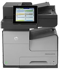 HP® X Officejet X585F Laser All-in-One Printer