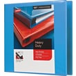 2in. Staples® Heavy-Duty View Binders with D-Rings, Light Blue