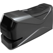 Rapid 20EX Dual Electric Stapler, 20-Sheet Capacity, Black/Gray