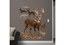 Fathead Deer Wall Decal