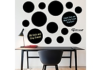 Black Dry Erase Message Dots By Fathead