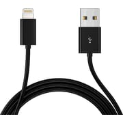 Mota Apple-Certified 10' iPhone 5 Lightning Cable, Black