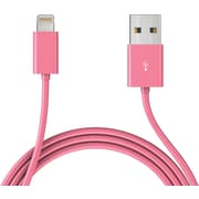 Mota Apple-Certified 10' iPhone 5 Lightning Cable, Pink
