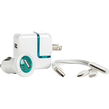 HOME AND CAR CHARGER KIT