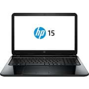 HP, 15-g080nr, 15.6 Laptop, 750GB Hard Drive, 4GB Memory, AMD Quad-Core A6