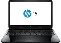 HP, 15-g080nr, 15.6' Laptop, 750GB Hard Drive, 4GB Memory, AMD Quad-Core A6