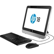 HP 18-Inch All-in-One Desktop Computer (18-5110)