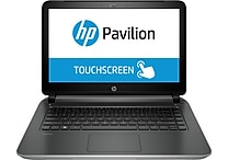 HP Pavilion, 14-v062us, 14.0' Laptop, 750GB Hard Drive, 8GB Memory, Touchscreen
