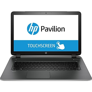 HP Pavilion, 17-f061US, 17.3in. Laptop, 500GB Hard Drive, 6GB Memory