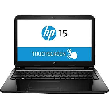 HP, 15-r063nr, 15.6in. Laptop, 500GB Hard Drive, 4GB Memory, Touchscreen