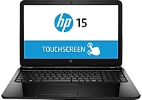 HP, 15-r063nr, 15.6' Laptop, 500GB Hard Drive, 4GB Memory, Touchscreen