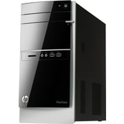 HP, Pavilion 500-336 PC, 1TB Hard Drive, 4GB Memory, Intel Core i-3