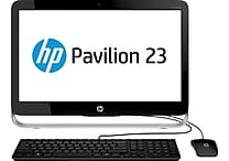 HP, Pavilion 23-g116 All-in-One, 23', 500GB Hard Drive, 4GB Memory, Intel® Pentium