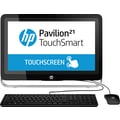 HP, Pavilion TouchSmart All-in-One, 21in., 500GB Hard Drive, 4GB Memory, Intel® Pentium®