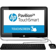 HP, Pavilion TouchSmart All-in-One, 21, 500GB Hard Drive, 4GB Memory, Intel® Pentium®