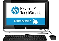 HP, Pavilion TouchSmart All-in-One, 21', 500GB Hard Drive, 4GB Memory, Intel® Pentium®