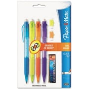 Paper Mate Quick Flip™ Mechanical Pencils, 0.5mm, 4/Pack