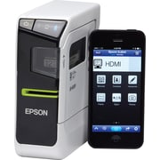 Epson LabelWorks LW-600P Portable Label Printer, Up To 1""