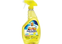 Mr Clean® Antibacterial Multi Surface Cleaner, Lemon Scent, 32 oz.