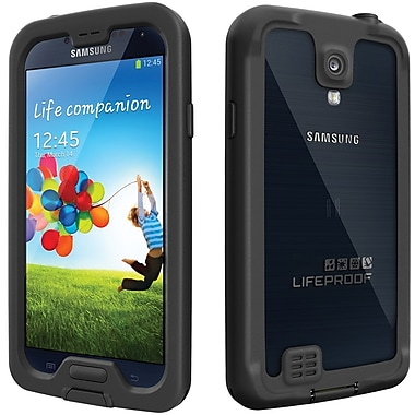 Lifeproof Galaxy S4 Fre Case, Black