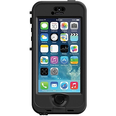 Lifeproof iPhone 5/5s Nuud Case, Black