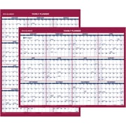 "2016 AT-A-GLANCE® Yearly Mini Erasable Planner, 16"" x 12"", Red, (PM330B-28-16)"