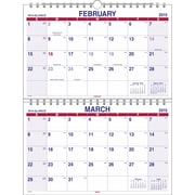 "2016 AT-A-GLANCE® Move-A-Page Two-Month Wall Calendar, 22"" x 28 1/2"", White, (PMLF9-28-16)"